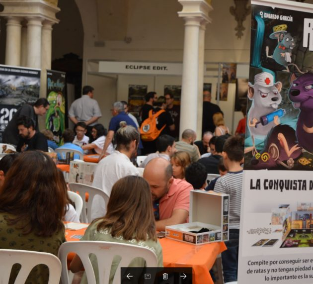 RatLand en Córdoba y nuevos objetivos desbloqueados