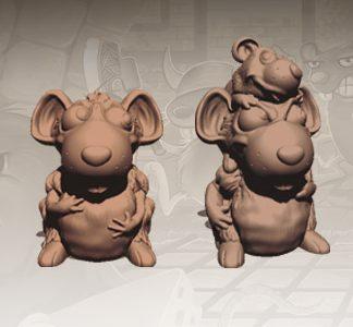RatLand: miniaturas de Ratas y objetivos desbloqueados