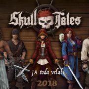 ¿Qué es «Skull Tales ¡A toda vela!»?
