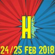 Eclipse Editorial en Hipania Wargames 2018 en Málaga