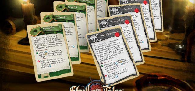 Las cartas de Rumores y Encargos del Capitán