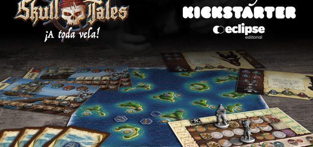Fase de Travesía en Skull Tales ¡A toda vela!