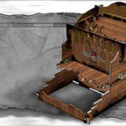¡Torre de Dados de Skull Tales a la vista!