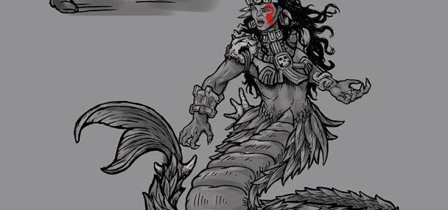 Dibujos de Piratas y Enemigos en Skull Tales