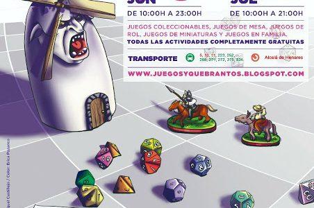Torneo de RatLand en las Jornadas Juegos y Quebrantos 2018