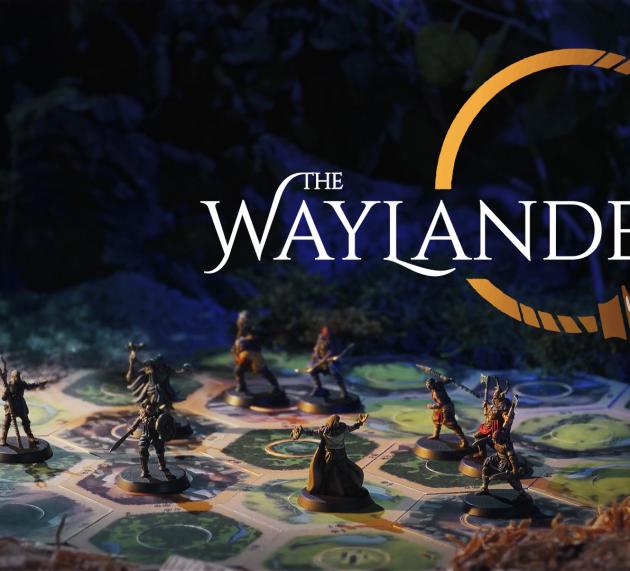 The Waylanders: nuevo juego de Eclipse en Kickstarter