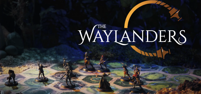 The Waylanders: Eclipse's new game on Kickstarter