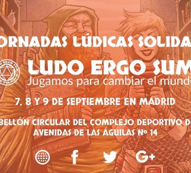 Eclipse en evento LES en Madrid