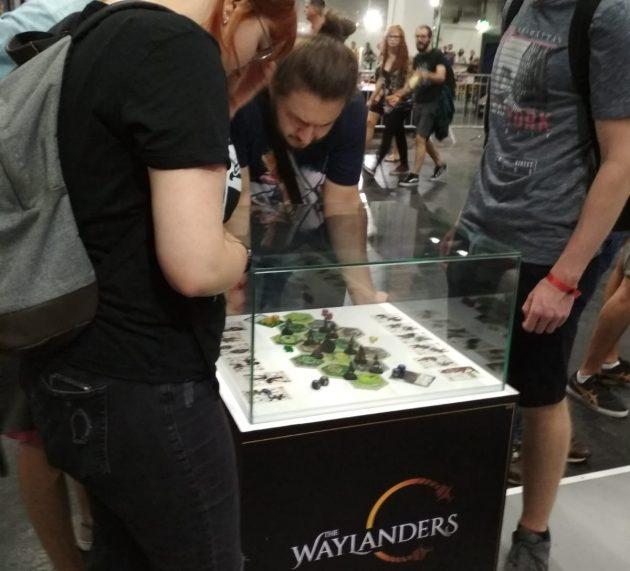 The Waylanders en la GAMESCOM. Y explicamos Gremios y Clases