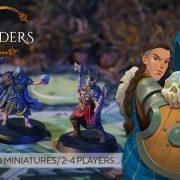 RatLand en la BGG y nuevo juego: The WAYLANDERS