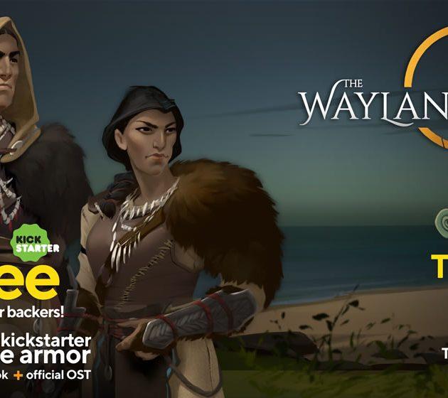 The Waylanders: ¡¡Gracias!!