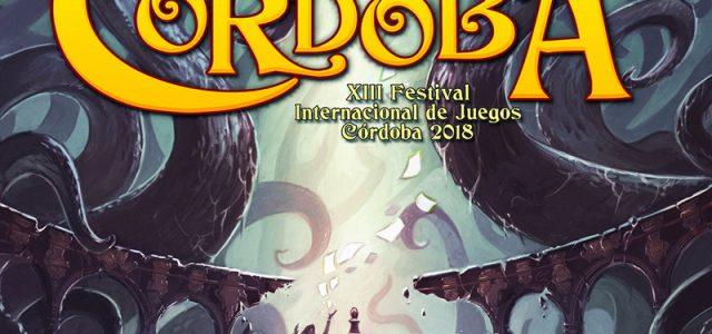 Eclipse Editorial estará presente en el XIII Festival Internacional de Juegos de Córdoba