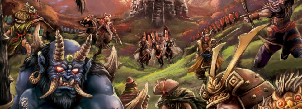 """""""YOHEI"""": Magic and steel in the battles of Jiin"""