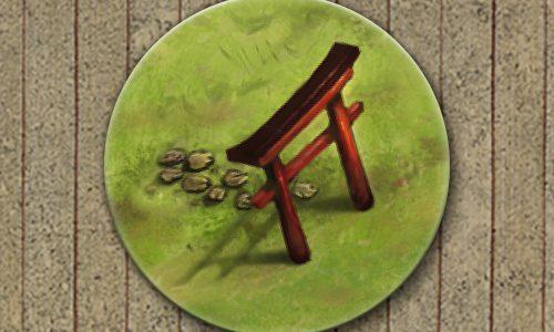 """""""Yohei"""": the Torii in the Island of Jiin"""