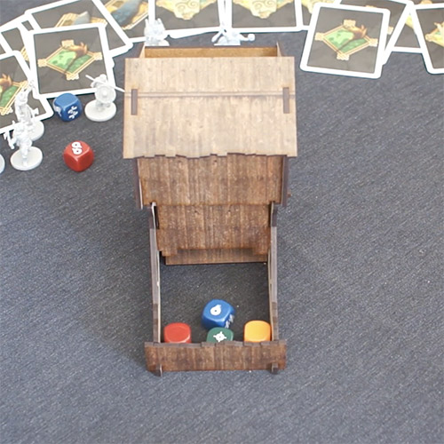 The Waylanders: Dice Tower