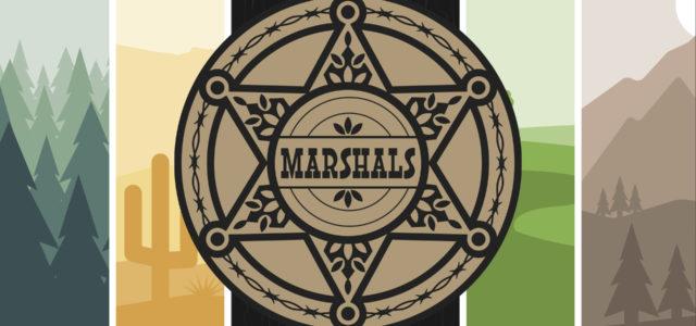 Marshals: el juego de cartas del lejano oeste