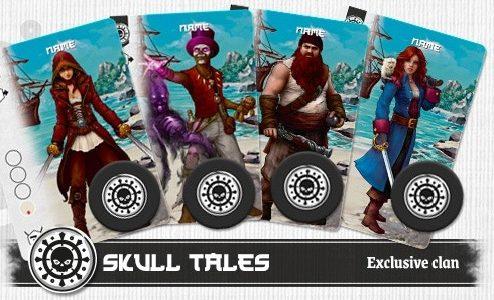 Skull Tales e Isla Tortuga