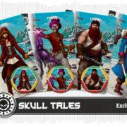 "YOHEI: Piratas ""Skull"" desembarcan en Jiin"
