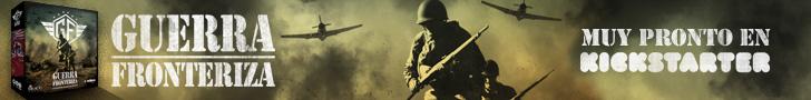 Guerra Fronteriza en Kickstarter