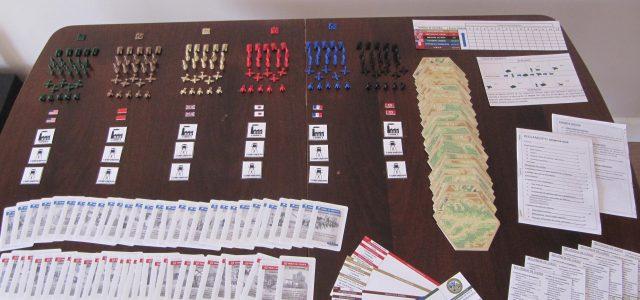 Guerra Fronteriza, nuevo juego de Eclipse Editorial