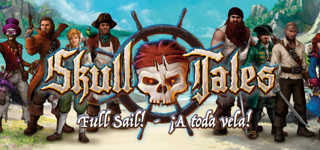 Skull Tales: Full Sail!: Components assembly