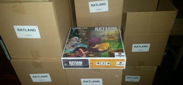 Las ratas llegarán a tu casa en breve…