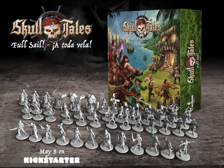 Skull Tales Full Sails!