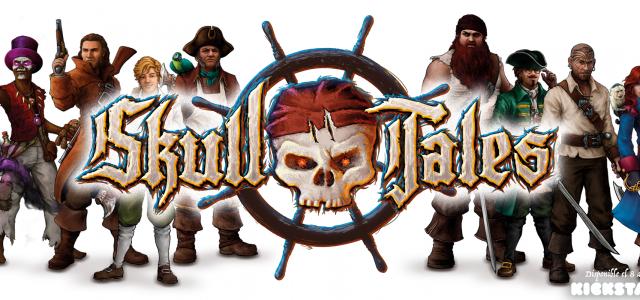 Skull Tales ¡A toda Vela! en el 2018