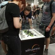 The Waylanders at Gamescom and a brief look at the character classes