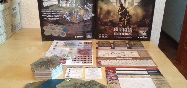 ¡Tenemos prototipo final de Guerra Fronteriza!
