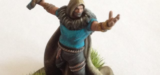 The Waylanders: events and miniatures