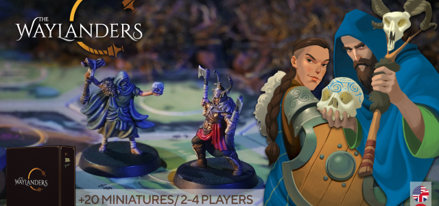 The Waylanders (El Juego de Mesa) en Kickstarter