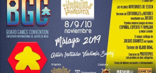 Eclipse Editorial estará en la BGC de Málaga