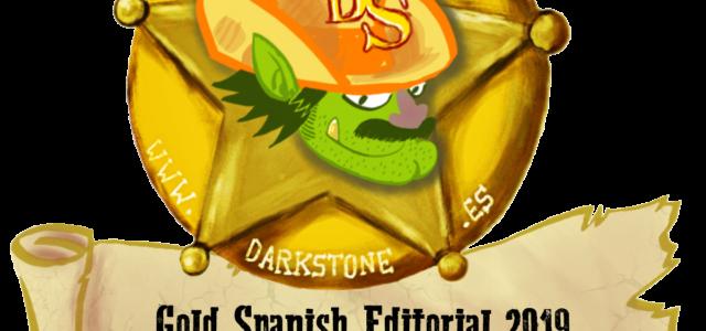 Premios de Darkstone 2019