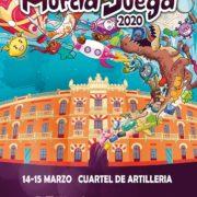 Eclipse estará en Murcia Juega 2020 (EVENTO RETRASADO A SEPTIEMBRE)
