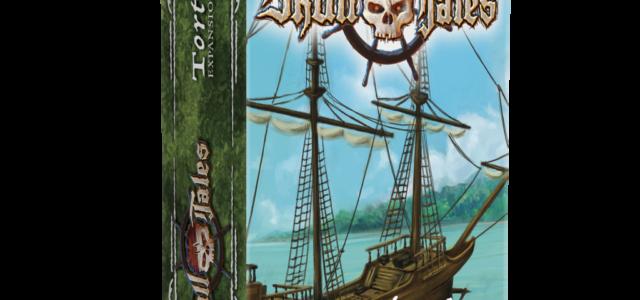Tortuga: expansión para Skull Tales: ¡A toda vela!