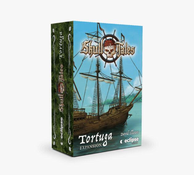 Tortuga's production: Full sail!