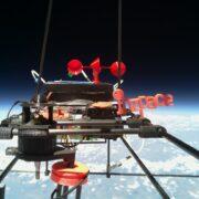 Lanzamiento del juego NEXUM GALAXY al espacio