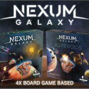 """""""Nexum Galaxy"""" y su expansión """"Nexum Asteroids"""": Entrevista de Carlos Viforcos a Enrique Prieto (creador del juego)"""