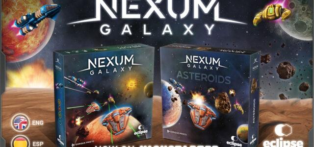 NEXUM Galaxy: Nota del autor y agradecimientos